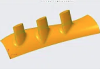 PTC Creo 4.0 tutorial: Pattern of Surface features